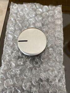 Bosch Hob Control Knob Silver & Black - Bosch Part Number 604551 - Oven Cooker