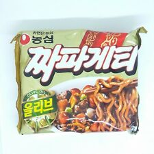 Nong Shim Chapagetti Ramyun 140g 1Pcs Noodle Korean Instant Food