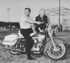 Harley-Davidson 1965 FL FLH Electra Glide Panhead - publicity campaign - photo