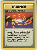 Super Energy Removal - Base Set - 79/102 - Rare - Pokemon Card - (NM) Near Mint
