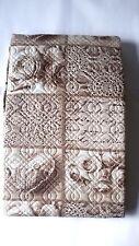 Trapuntino copriletto trapuntato in stampa digitale 3D matrimoniale. A646