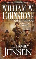 Complete Set Series Lot of 6 Family Jensen books J.A. William Johnstone Western