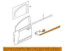 HONDA OEM 06-08 Civic FRONT DOOR-Body Side Molding Right 75302SNEA02ZG