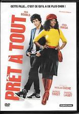DVD ZONE 2--PRET A TOUT--BOUBLIL/MAIGA/CUCHE/TIMSIT/LAUBY