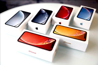 """FACTORY UNLOCKED  iPhone XR  6.1"""" 64GB with Original Box 10/10 Condition"""