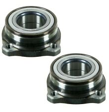 Pair Set of 2 Rear Moog Wheel Bearing Assemblies Kit for BMW F10 F12 F13