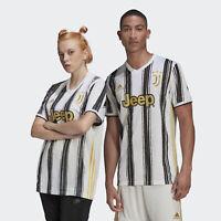 adidas Juventus 20/21 Home Jersey Men's