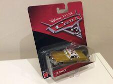 Disney Pixar Cars 3 Rare - TEX Dinoco -Diecast-Mattel-BNIB-1.55-Free Delivery