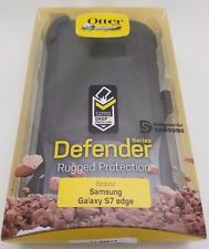 OtterBox DEFENDER SERIES Case for Samsung Galaxy S7 Edge (BLACK)