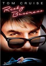 Risky Business (Dvd, 2008) Rebecca De Mornay Tom Cruise Brand New Factory Sealed