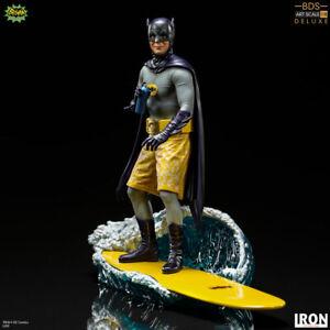Iron Studios DC Comics 1966 Batman Surf Art Scale Statue Brand New and In Stock