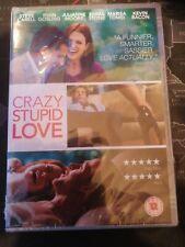 Crazy Stupid Love Sealed DVD 2012 Steve Carell