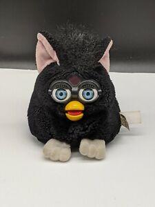 Furby Beanbag Buddies Plush 1999 70-700 Black