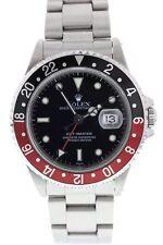 Rolex Oyster Perpetual Date GMT Master Coke Bezel 16700