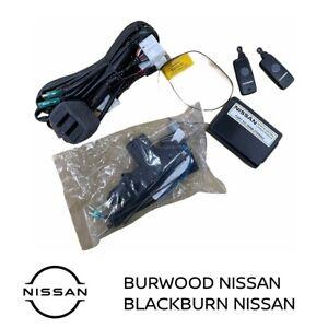 GENUINE NISSAN D22 NAVARA REMOTE CENTRAL LOCKING KIT 28596-VM000AU 02/08 >