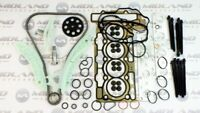 BMW MINI COOPER-S & WORKS 1.6 PETROL 2007-ON HEAD GASKET SET & TIMING CHAIN KIT