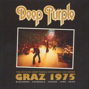 DEEP PURPLE - Graz 1975: Official Overseas LIVE Series / Double-LP Remaster NEW