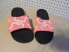 Youth Under Armour Strike  Bliss SL slides sandals - pink size 4Y - 1252576-001