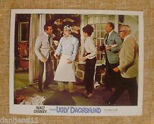 cWalt Disney Lobby Card, The Ugly Dachshund, 1965, Technicolor, Disney