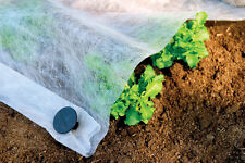 15M x 1.5M WIDE FLEECE COLD FROST PLANT PROTECTION - GARDEN GREENHOUSE - 17GSM