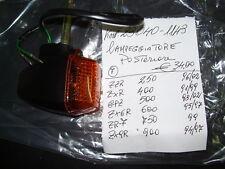 LAMPEGGIATORE POSTERIORE ORIGINALE KAWASAKI ZXR400 GPZ500 ZX6R ZX9R ZR-7 ZZR250