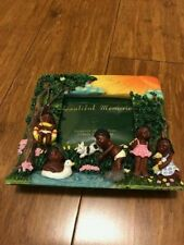 Chiefly Co 3D Photo Frame Beautiful Memories African Kids