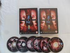 The X Files The Complete Season 4 (6DVD  2004) Region 2