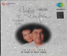 "THE PLAYBACK YEARS - 1973 TO 1998 - ""JAGJIT SINGH"" - NEW ORIGNAL SOUND TRACK CD"