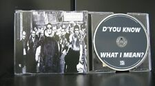 Oasis - D'you Know What I Mean 4 Track CD Single