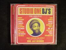 Studio One DJ's (CD, 2002) Jamaican DeeJay Music