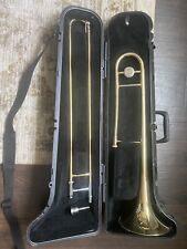 Bach Selmer Trombone With 12c Mouthpiece In Hard Case Beautiful Shape