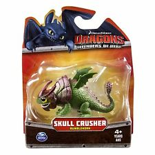 DREAMWORKS DRAGONS DEFENDERS OF BERK MINI DRAGON SKULL CRUSHER FIGURE