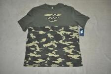 Rocawear RWT150C Olive Camouflage T-Shirt Mens 2XL NWT