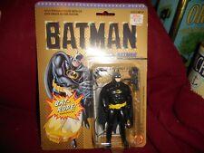 Toy Biz Batman Action Figure W/Bat-Rope 1989
