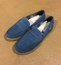 Hush Puppies Tyson Thorpe IIV Size 11.5 Oxford Loafers Slip On Casual Shoes