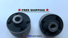 2 Premium front control arm big bushings for EL RSX Civic CR-V Element from TW