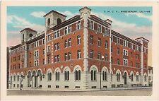 The Y.M.C.A. in Shreveport LA Postcard