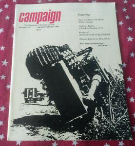 Campaign Magazine January-February 1981 No.101 Battle of Stalingrad
