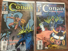 2 - Conan the Barbarian Devourer! #271, 272, Marvel Comics 1993  CGC