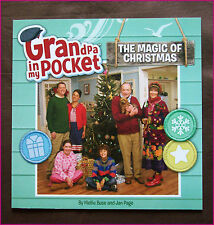 GRANDPA IN MY POCKET - THE MAGIC OF CHRISTMAS - 24pg Colourful Story Book  NEW