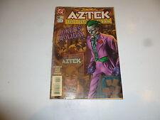 AZTEK THE ULTIMATE MAN Comic - No 6 - Date 01/1997 - DC Comics