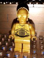 Lego Star Wars Figur C-3PO Minifig 8092 8129 10188 10198
