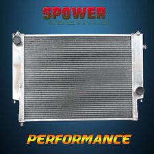 2-Row/CORE Aluminum Radiator For BMW E36 320i 323Ci ti 325i is M3 Z3 L6 92-01