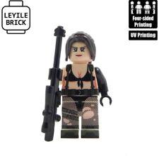 **Pre-order** LYL BRICK Custom Resident Evil Quiet Lego Minifigure