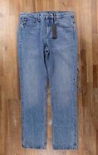 HELMUT LANG blue boyfriend jeans authentic - Size 6 US / 28 - NWT