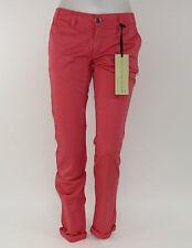 Good Morning Universe Jeans Hosen Woman G1128-641 Rot Naples +Neu+ viele Größen