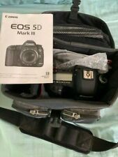 Canon EOS 5D Mark III, 50mm Lens, UV filter, 2 Batteries Flash Card, Tripod, Bag