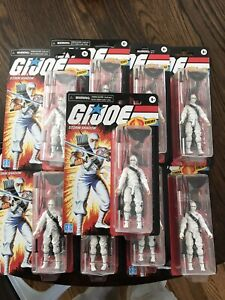 "GI Joe Retro Collection Cobra Storm Shadow 3.75"" Walmart Exclusive Action Figure"