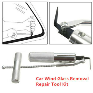 Professional Universal Car Windshield Rubber Seal Wind Glass Removal Repair Tool