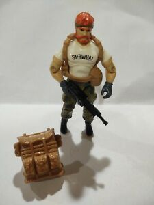 GI Joe 1987 Outback With Accessories